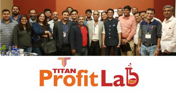 Class of Titan Profit Lab Graduates
