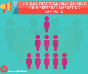 5 RULES TO IMPROVE