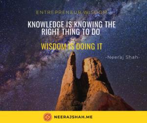 #Entrepreneur #Wisdom_5